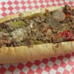 South Philly Cheese Steak