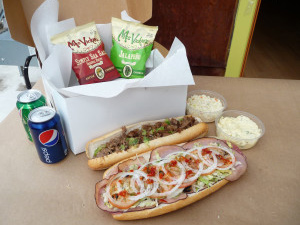 South Philly Cheese Steaks Catering